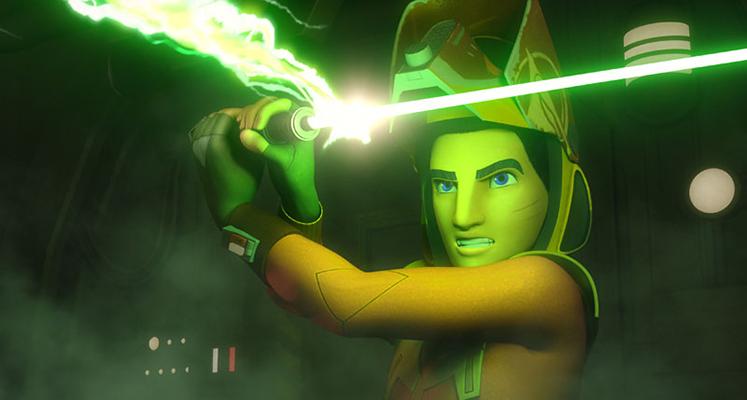 Star Wars: Rebelianci - zwiastun i data premiery 4. sezonu