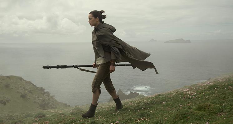 Gwiezdne Wojny: Ostatni Jedi - recenzja filmu i wydania Blu-ray [2D+3D, opakowanie Elite]