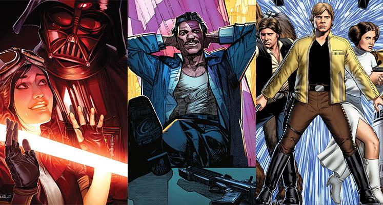 """Droga do """"Skywalker. Odrodzenie"""" #3: Najlepsze serie komiksowe nowego kanonu"""