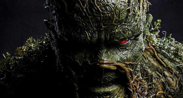 Swamp Thing - zobaczcie nowy zwiastun serialu z kategorią R