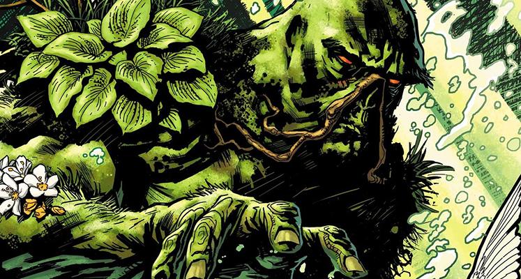 Saga o Potworze z Bagien tom 2 - recenzja komiksu