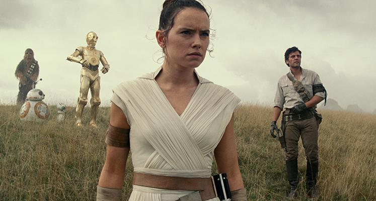 Gwiezdne Wojny: The Rise of Skywalker - jak wypadła oglądalność zwiastuna?