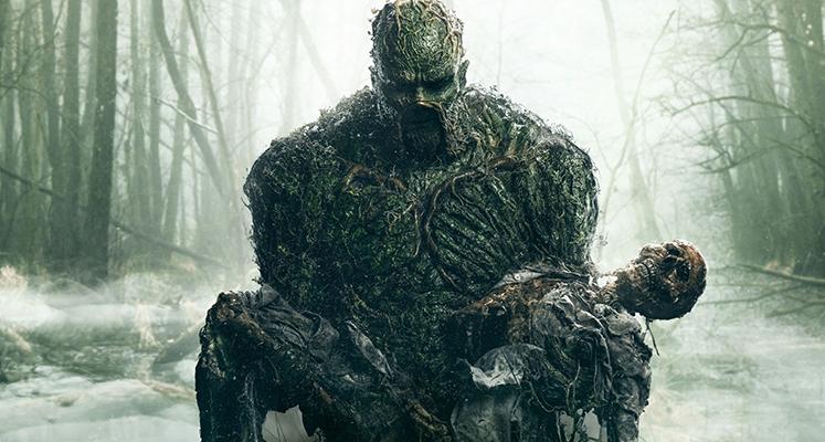 """Drugi sezon """"Swamp Thing"""" nie doczeka się realizacji"""