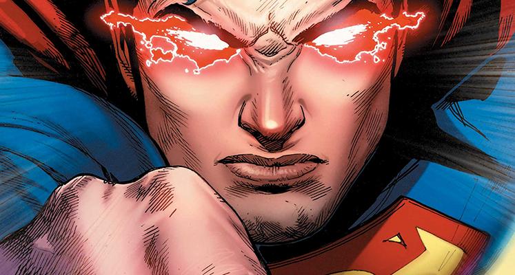 Superman tom 1: Syn Supermana - recenzja komiksu
