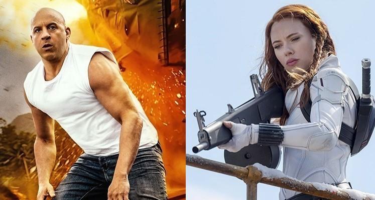 Które studia poradziły sobie najlepiej w kinach? Podsumowanie lata 2021