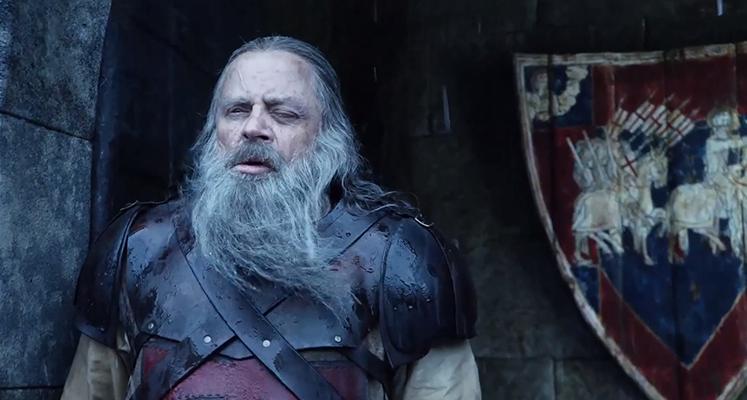 Mark Hamill szkoli Templariuszy w nowym spocie serialu