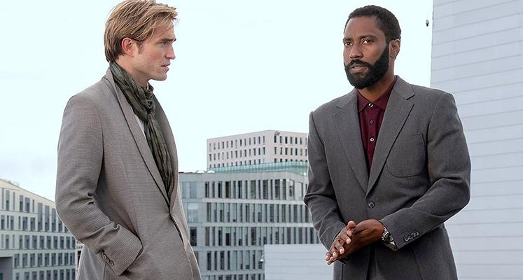 """Robert Pattinson i John David Washington w pierwszym zwiastunie filmu """"Tenet"""""""