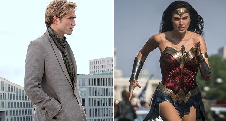 """Premiery filmów """"Tenet"""" i """"Wonder Woman 1984"""" opóźnione!"""