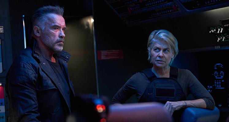 Box Office – Mroczne przeznaczenie dopadło Terminatora. Joker ma miliard w kieszeni