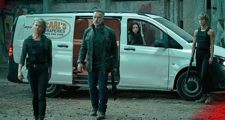 """""""Terminator: Mroczne przeznaczenie"""" – czas trwania filmu ujawniony"""