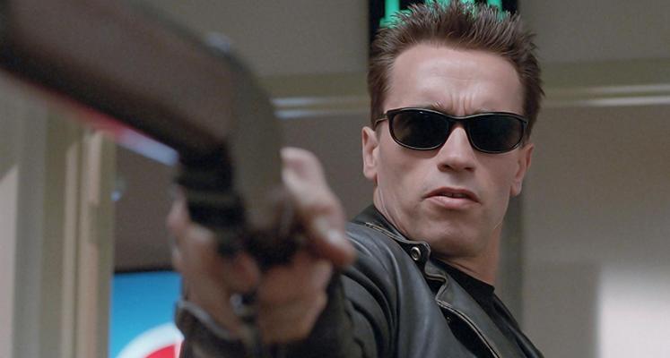 Terminator 2 w steelbooku 3D za €15