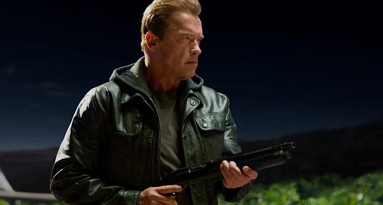 Arnold Schwarzenegger trenuje nowego Terminatora