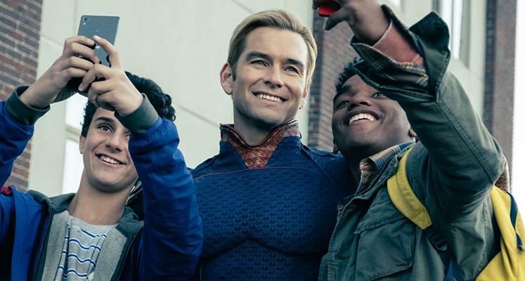 """Serial """"The Boys"""" dostanie swój spin-off o młodych superbohaterach"""