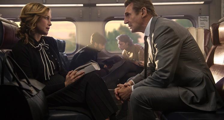 The Commuter, czyli Liam Neeson, wraca do akcji - mamy zwiastun