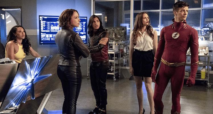 The Flash - co dalej w 5. sezonie? Zwiastun drugiego odcinka