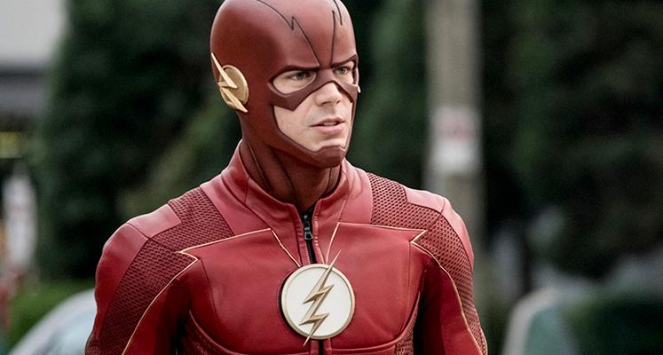 Nowy sezon, nowy strój - pierwszy plakat 5. sezonu The Flash