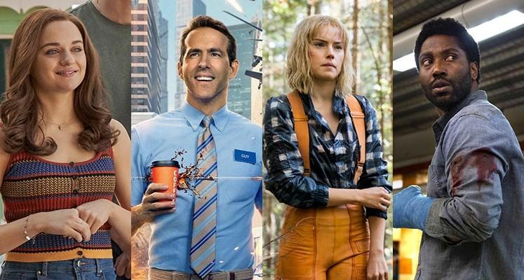 "Filmowe premiery tygodnia 09.08-15.08: ""Free Guy"", ""The Kissing Booth"", ""Beckett"" i inne"