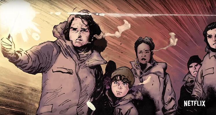 The Magic Order - mamy zapowiedź pierwszego komiksu od Netflixa