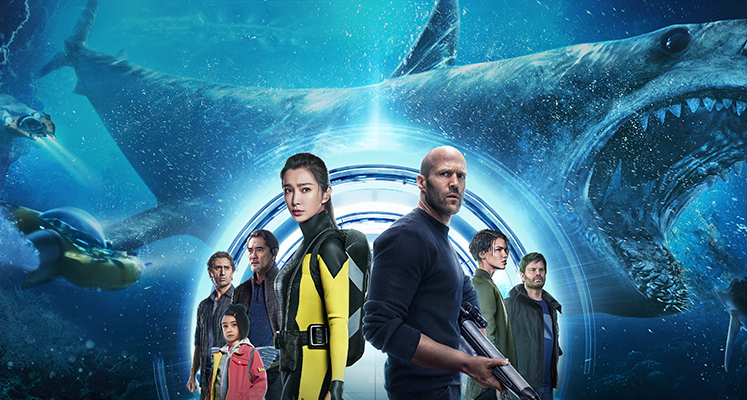 Box Office - The Meg pożera Toma Cruise'a