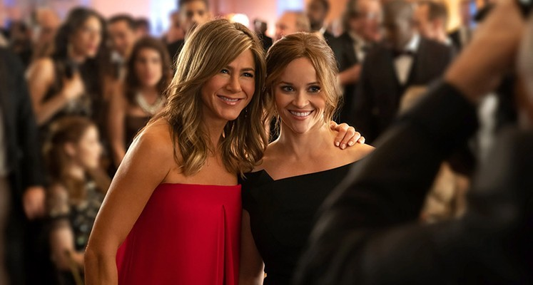 """Jennifer Aniston i Reese Witherspoon  w """"The Morning Show"""""""