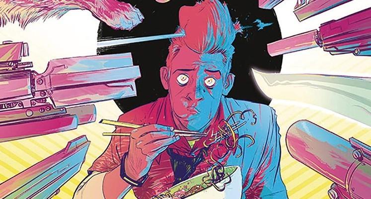 """""""The Weatherman"""" tom 1 – recenzja komiksu. Najlepsze sci-fi ostatnich lat?"""