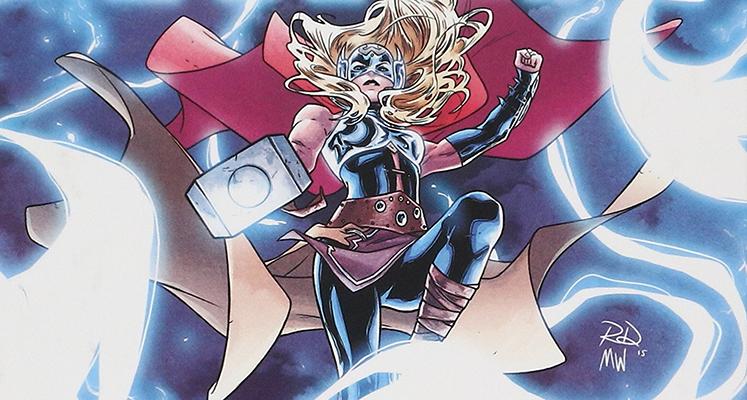 """""""Potężna Thor"""" tom 2: """"Władcy Midgardu"""" – recenzja komiksu"""