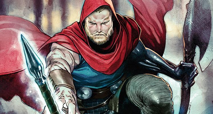 """""""Niegodny Thor"""" – recenzja komiksu"""