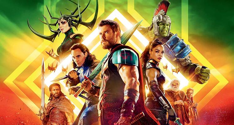 Thor: Ragnarok - recenzja filmu i wydania Blu-ray [2D+3D, opakowanie elite]