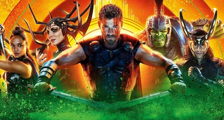Thor: Ragnarok - recenzja filmu