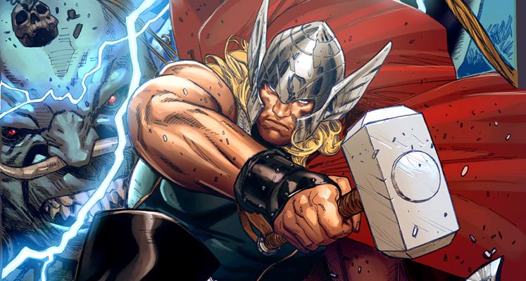 Thor Gromowładny tom 4: Ostatnie dni Midgardu - prezentacja komiksu