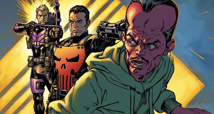 Thunderbolts tom 5: Punisher kontra Thunderbolts - prezentacja komiksu