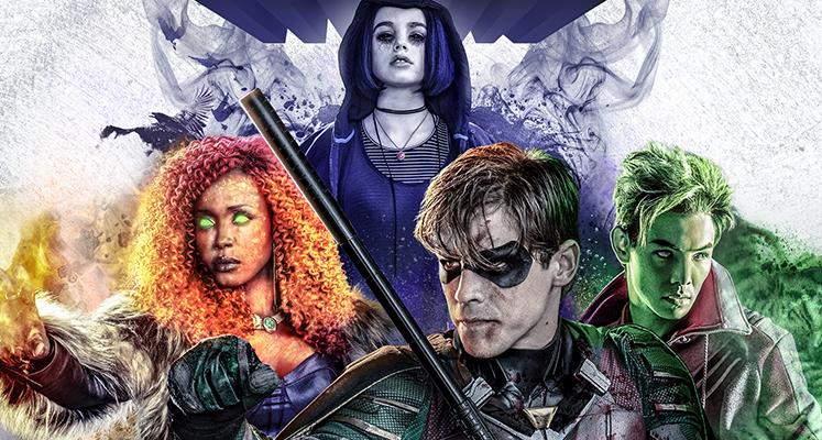 """Mamy pierwszy zwiastun 3. sezonu """"Titans"""" od HBO Max"""