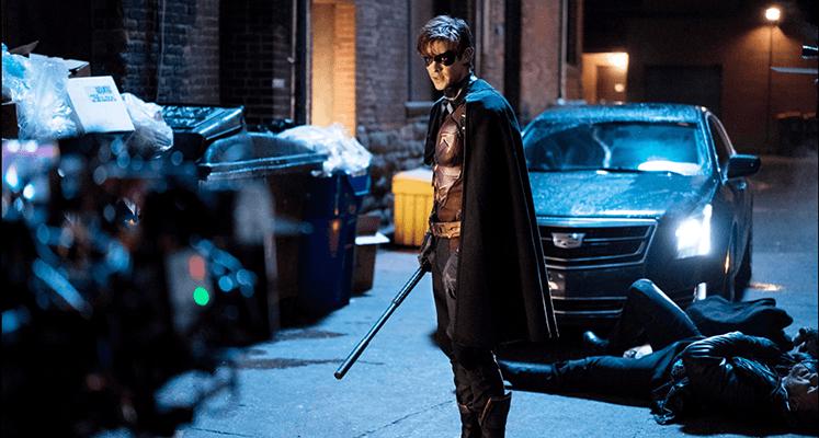 Netflix zapowiada pierwszy sezon Titans - znamy datę premiery