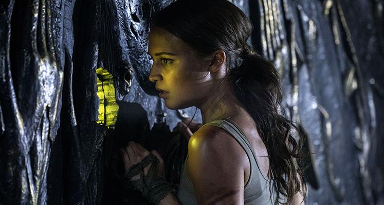 Tomb Raider - recenzja filmu i wydania Blu-ray [3D+2D, opakowanie Elite]