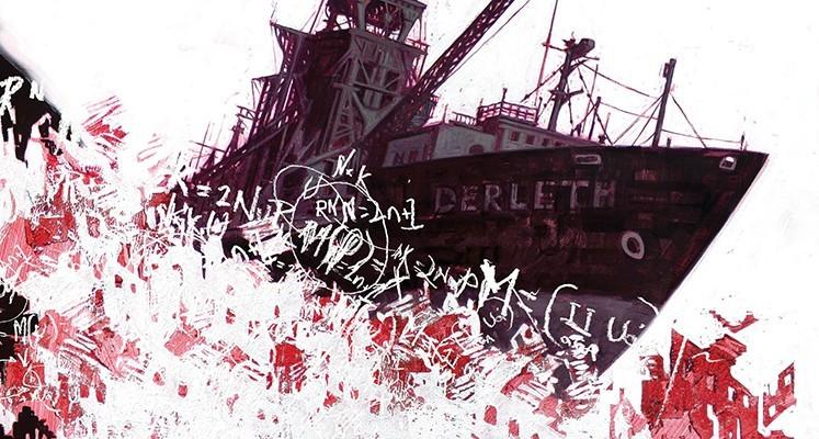 """""""Hill House Comics. Toń"""" – recenzja komiksu. Lovecraft ze szczyptą Obcego"""