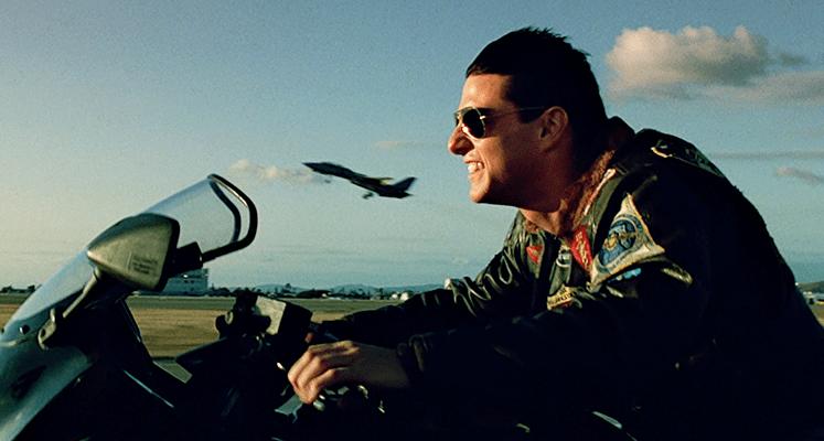 Tom Cruise na najszybszym motocyklu świata - nowe zdjęcia z planu Top Gun 2