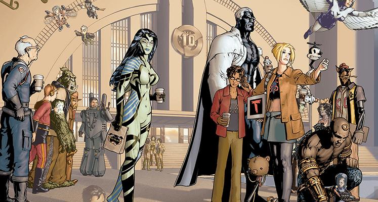 Top 10 - recenzja komiksu