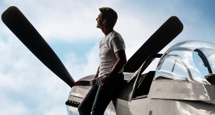 """""""Top Gun: Maverick"""" – Tom Cruise w nowej zapowiedzi filmu"""
