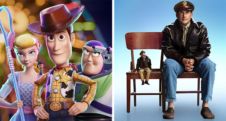 """Filmowe premiery tygodnia 05.08-11.08: """"Toy Story 4"""", """"Na ringu z rodziną"""", """"GLOW"""" i inne"""
