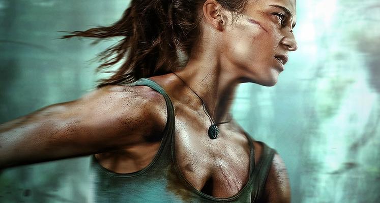 Tomb Raider w 4K za 54 zł oraz Tarzan, Pacific Rim i inne po 34 zł