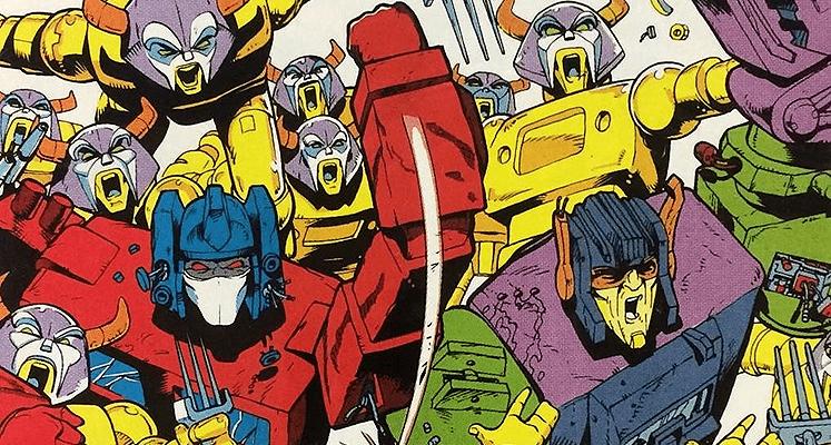 Transformers według Marvela: pierwsza generacja - nostalgiczny powrót do komiksów lat 80.
