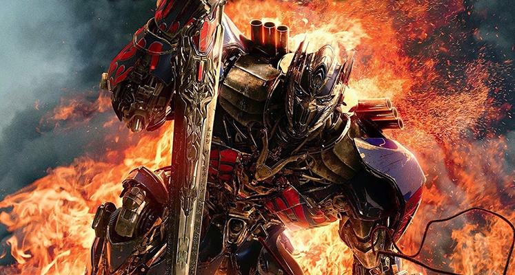 Transformers: Ostatni Rycerz (2017) - recenzja filmu i wydania Blu-ray [2D, opakowanie plastikowe]