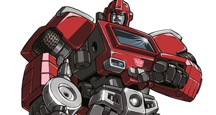 Kolekcja komiksów Transformers - zapowiedź