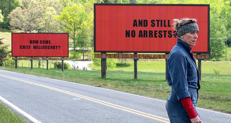 Trzy Billboardy za Ebbing, Missouri (steelbook) - ruszył pre-order