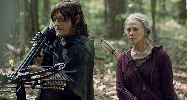 """Finałowy odcinek 10. sezonu """"The Walking Dead"""" przesunięty!"""