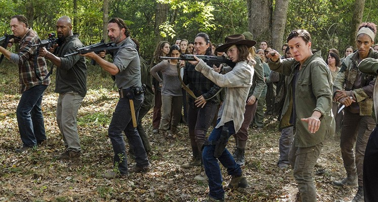 The Walking Dead sezon 8 - zwiastun czwartego odcinka