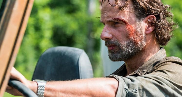 The Walking Dead sezon 8 - zwiastun piątego odcinka