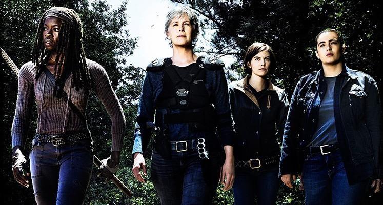 Nowe zdjęcia z drugiej połowy ósmego sezonu The Walking Dead