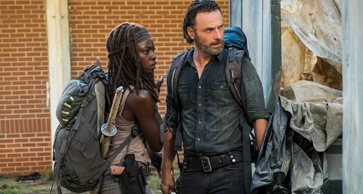 Michonne na nowym zdjęciu z dziewiątego sezonu The Walking Dead