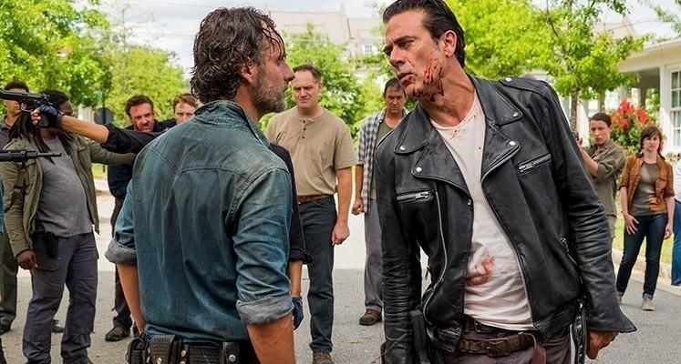 Coraz gorsza oglądalność The Walking Dead